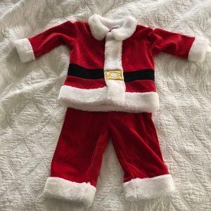 Infant Santa outfit 6m